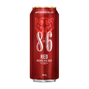 86 red 50cl